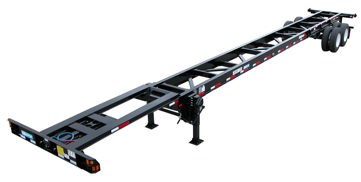 Semi Trailer Chassis For Sale | Over-the-Road Transportation