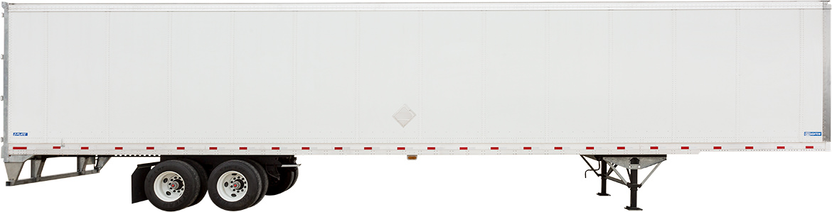 Z-Plate® Dry Vans from Stoughton Trailers, LLC
