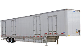 Custom Built Semi Truck Trailer