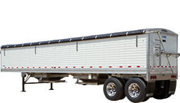 Grain Hauling Trailer