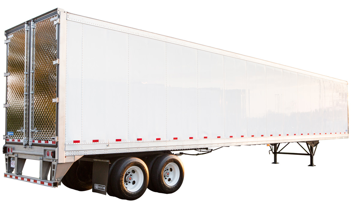 Rear Impact Guard · Refrigerated Trailers
